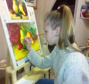 Занятия в Студии Юлии Алексеевой