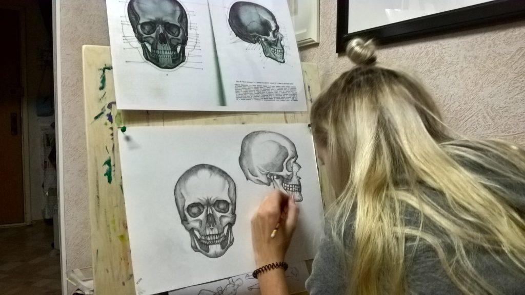 Студия Юлии Алексеевой. Подготовка в ВУЗы